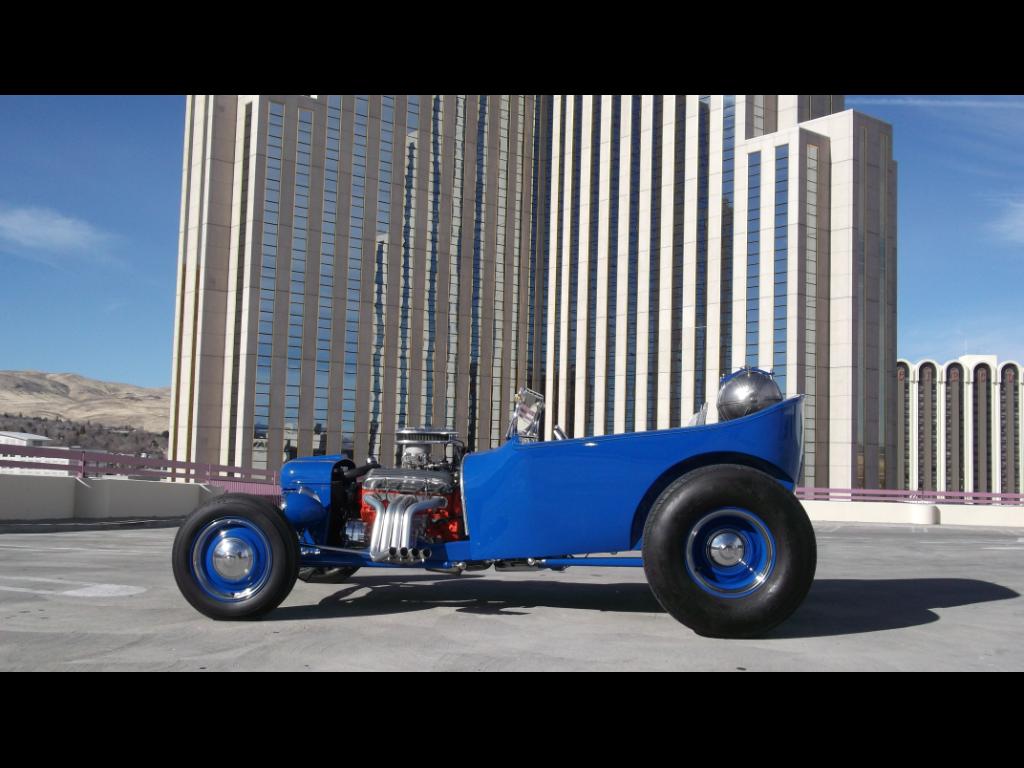 1918 Roadster -- 1918 Dodge Roadster