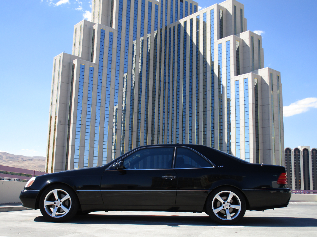 1994 Mercedes-Benz S-Class S600 coupe