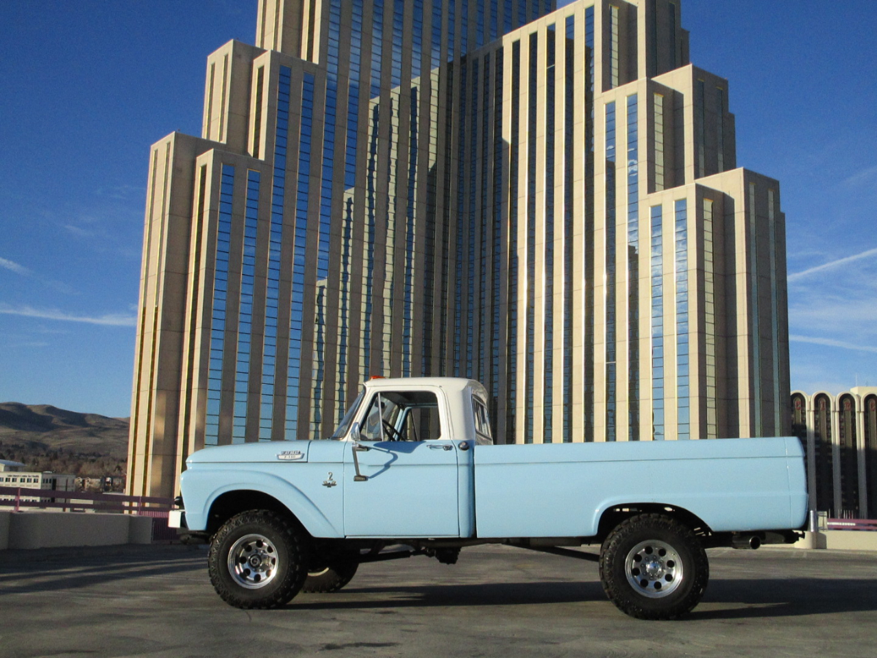 Ford F-250  1962