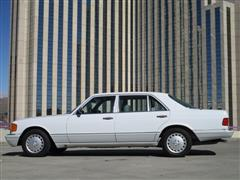 1989 Mercedes-Benz 420 Series