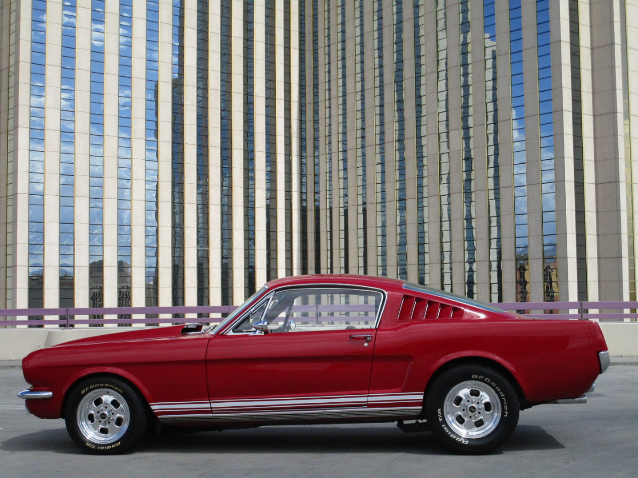 1966 Ford Fastback