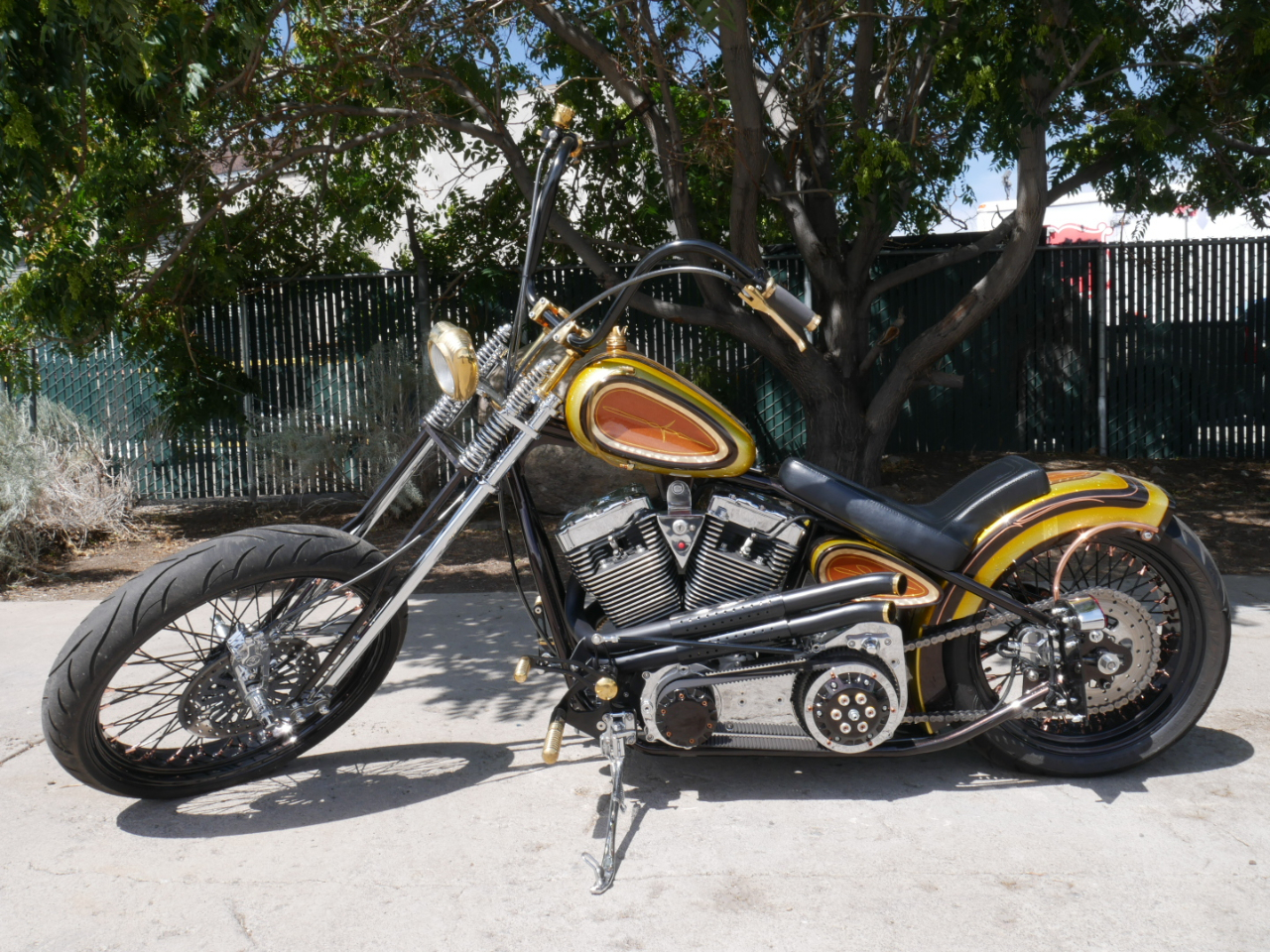 2017 Custom Chopper