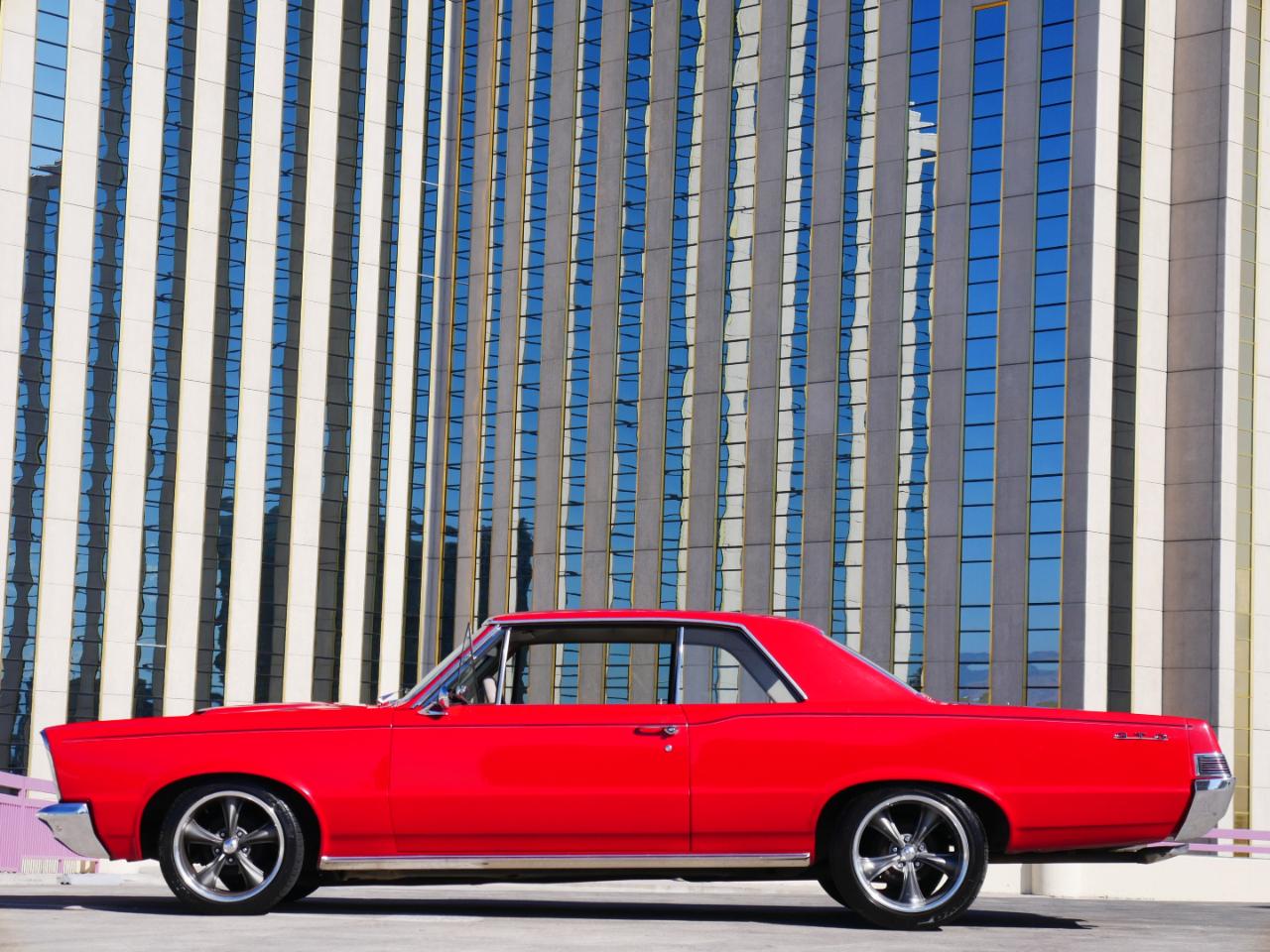 1965 Pontiac Tempest LeMans GTO Clone