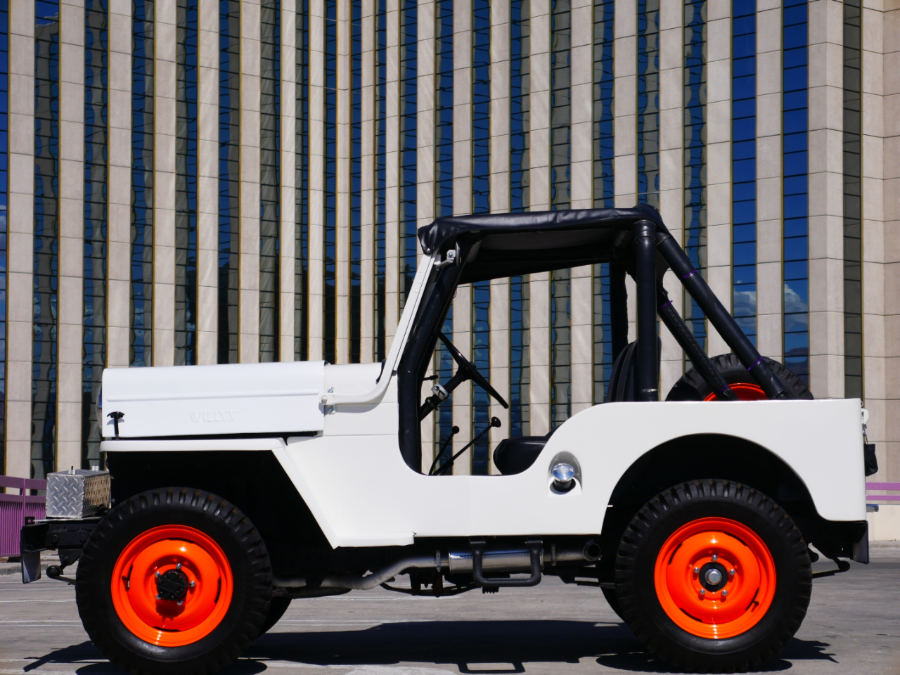 Willys Jeep  1962