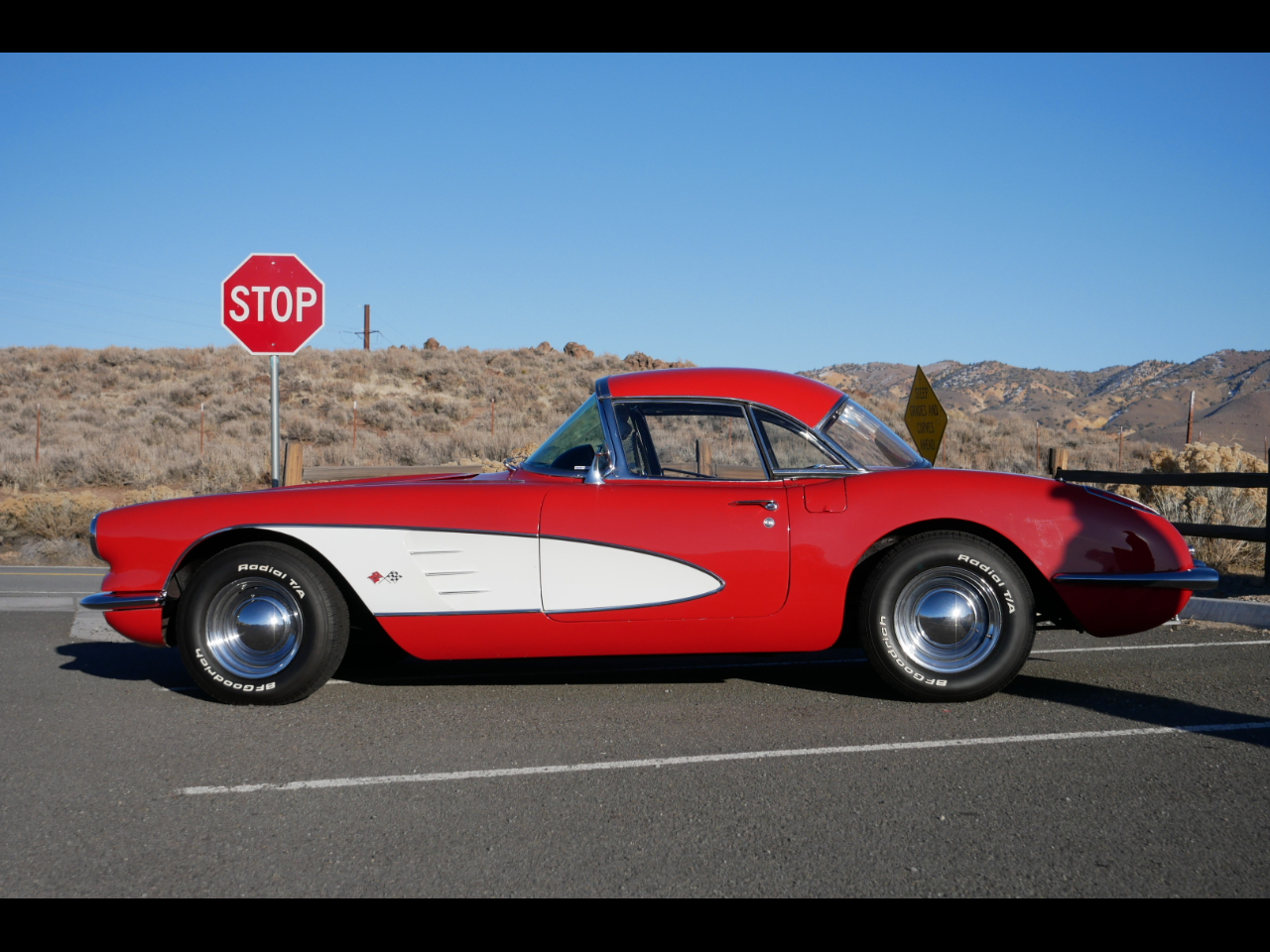 Chevrolet Corvette Convertible 1960