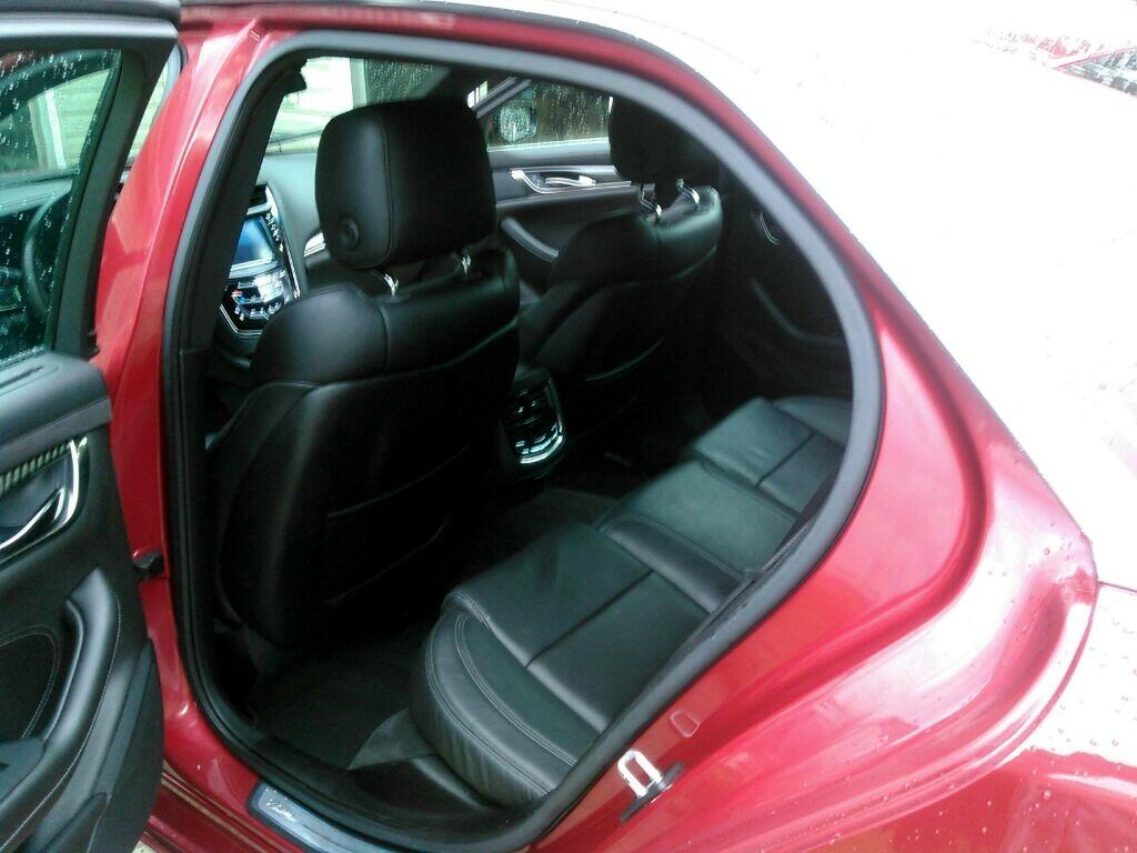 Cadillac CTS 3.6L Premium RWD 2015