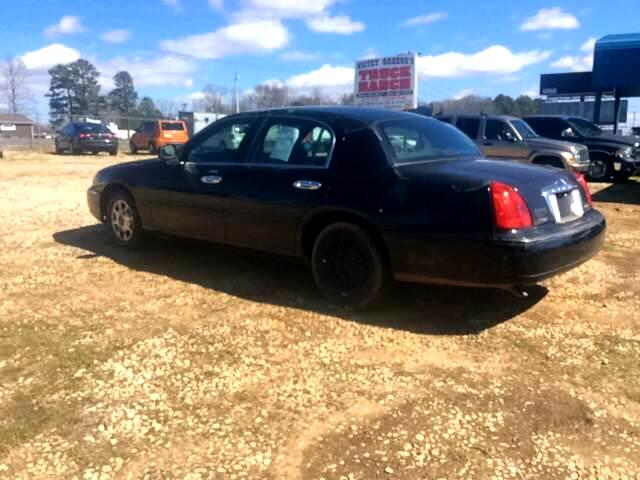 Used 2002 Lincoln Town Car For Sale In Gaffney Sc 29341 Whitey
