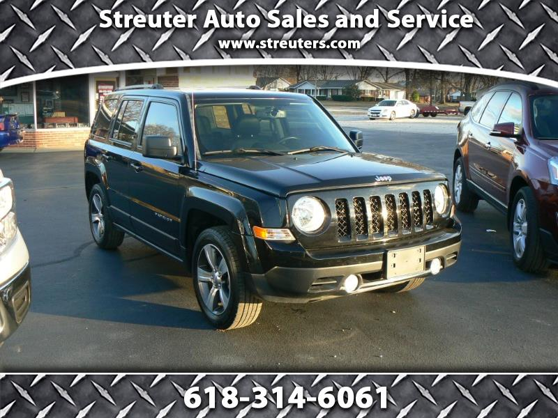 Jeep Patriot FWD 4dr High Altitude 2016