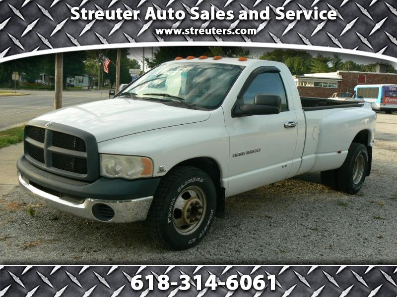 Dodge Ram 3500 Laramie Long Bed 2WD DRW 2005
