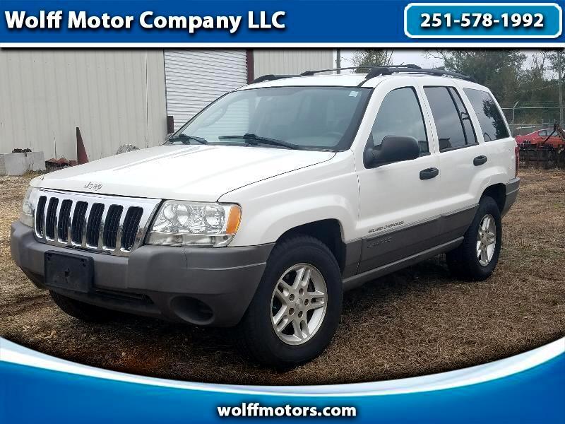 2004 Jeep Grand Cherokee 4dr Laredo