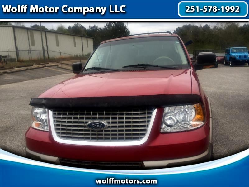 2003 Ford Expedition 5.4L Eddie Bauer