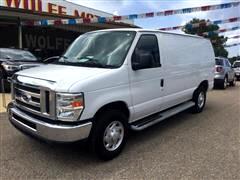2013 Ford Econoline Cargo Van