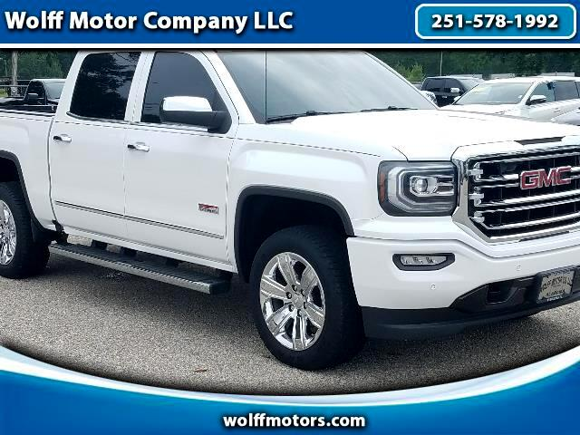 GMC Sierra 1500 SLT Crew Cab Long Box 4WD 2016