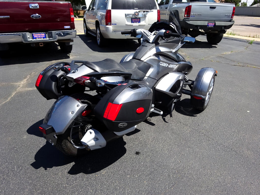 2013 Can-Am Spyder