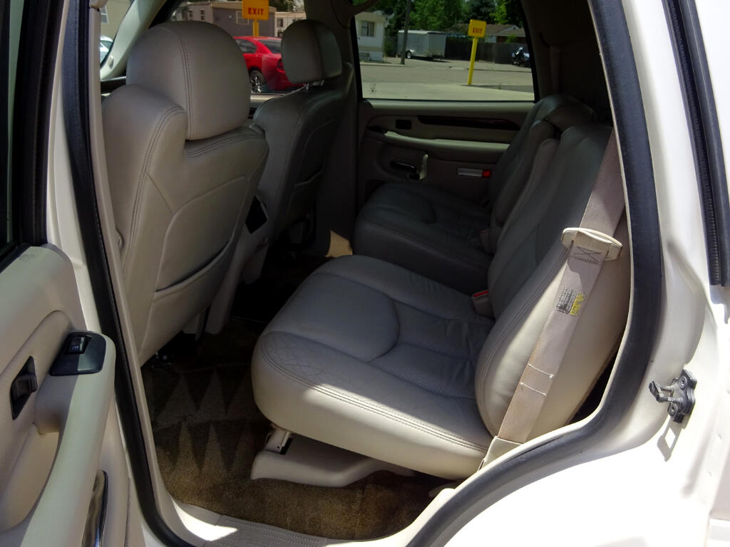 2003 Cadillac Escalade AWD