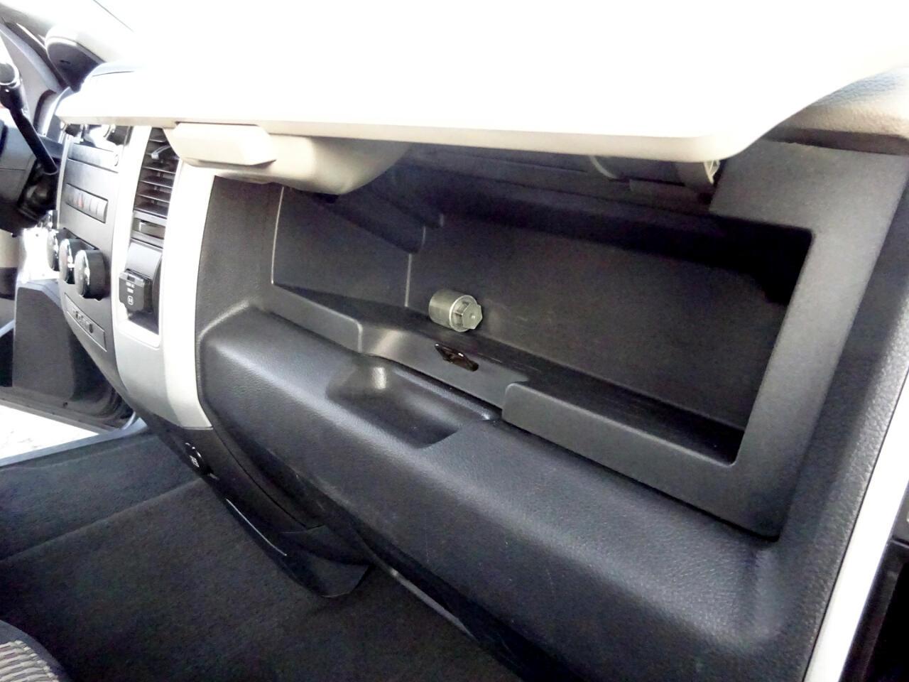 2010 RAM 1500 Sport Quad Cab 4WD