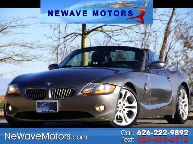 2003 BMW Z4 3.0i SPORT PKG , NAV
