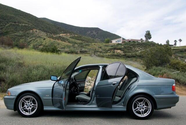 2002 BMW 5-Series 540i M SPORT PKG