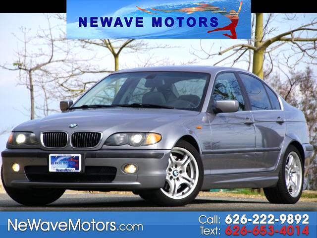 2004 BMW 3-Series 330I SEDAN , SPORT & PREMIUM PKG