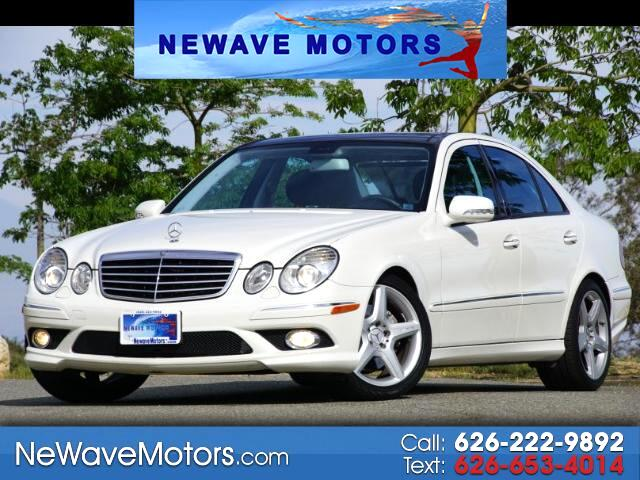 2009 Mercedes-Benz E-Class E350 SPORT PKG, LUXURY, NAV, PANORAMIC ROOF
