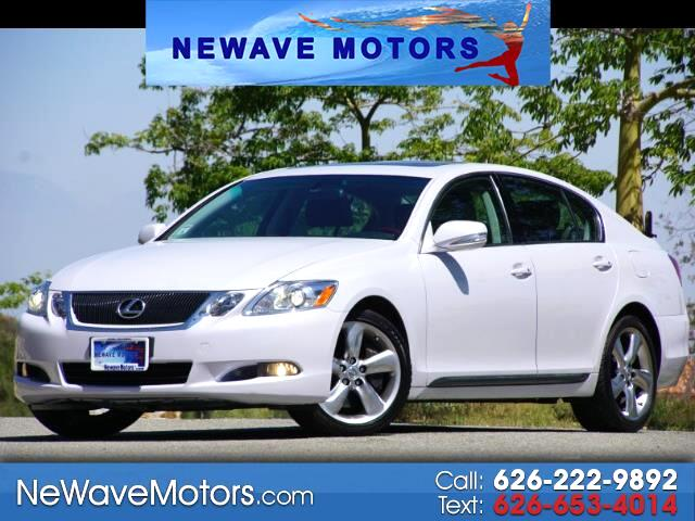 2008 Lexus GS GS350 WITH NAV & BACKUP CAMERA