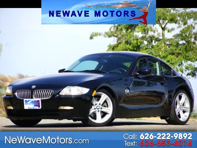 2006 BMW Z4 COUPE 3.0si Sport Pkg
