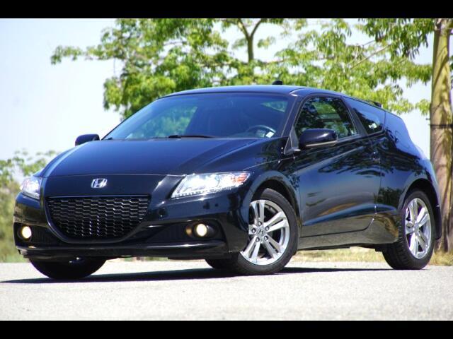 2013 Honda CR-Z EX 6 SPEED MANUAL w/ Backup camera