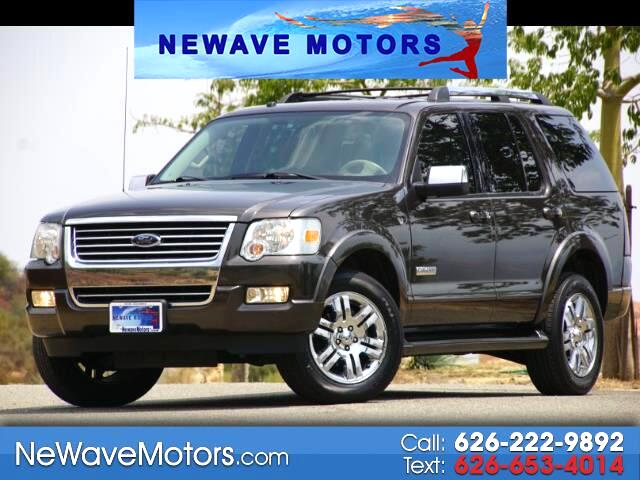 2007 Ford Explorer Limited V8