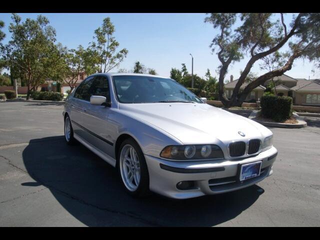 2003 BMW 5-Series 540i M SPORT PKG