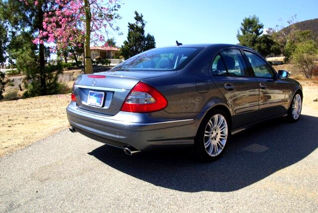 2009 Mercedes-Benz E-Class E350 Luxury With NAVIGATION