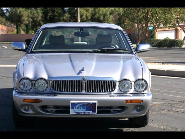 2003 Jaguar XJ-Series Super V8