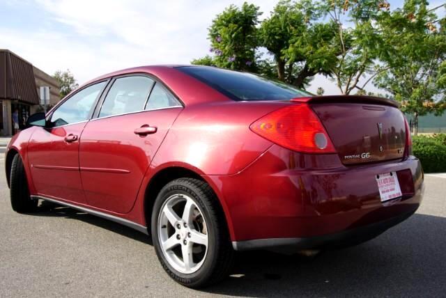Pontiac G6 Sedan 2008