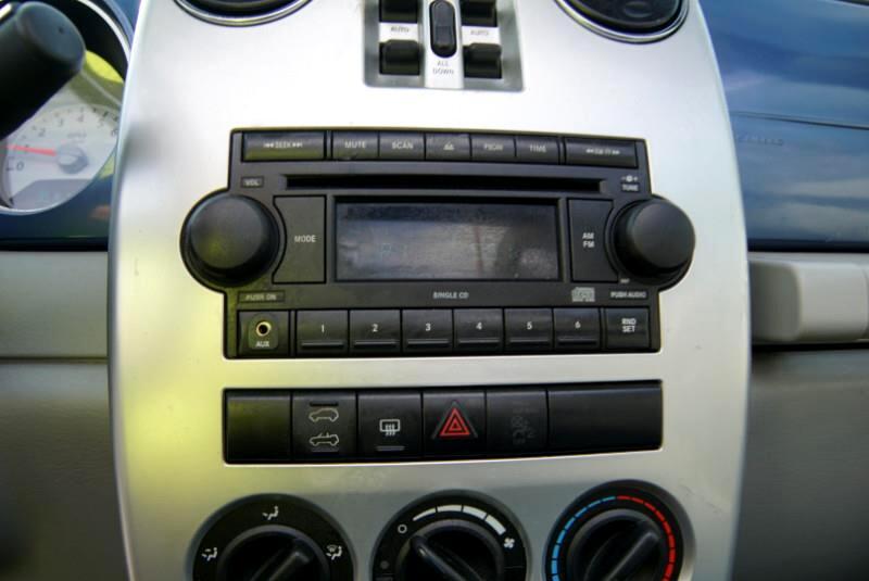 2007 Chrysler PT Cruiser Convertible