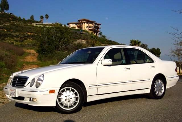 2001 Mercedes-Benz E-Class E320
