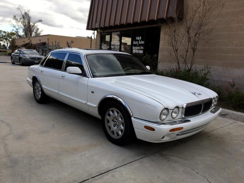 Jaguar XJ Sedan  1998