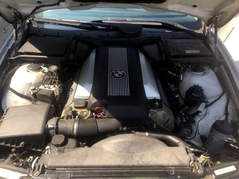2002 BMW 5-Series 540i
