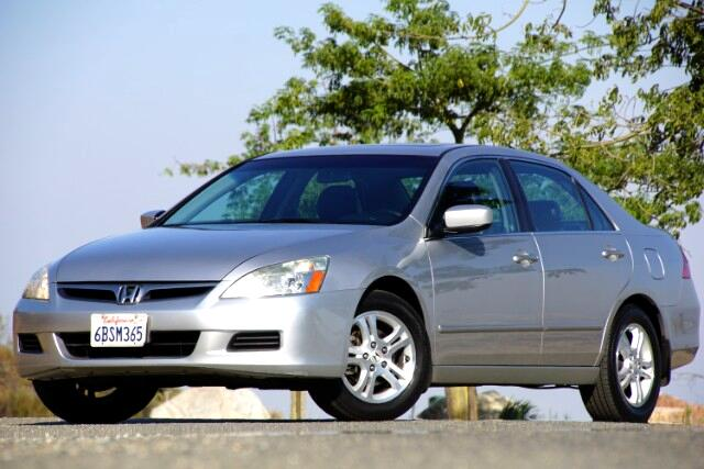 2007 Honda Accord EX-L Sedan with Navigation and XM Radio