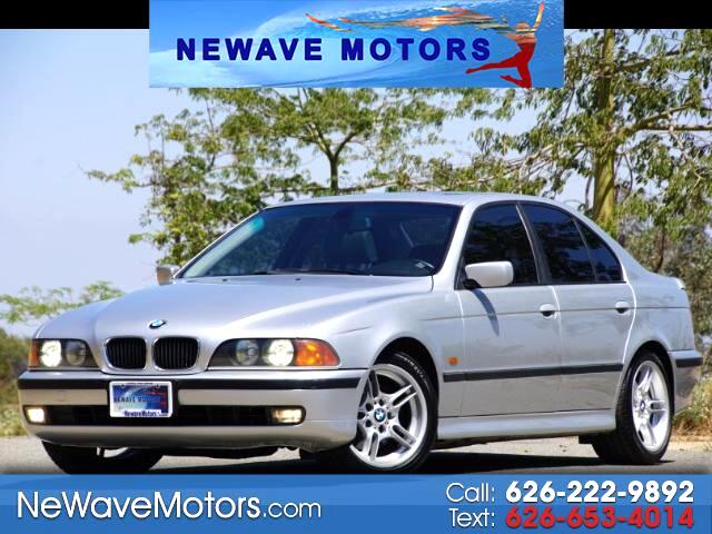 2000 BMW 5-Series 540I SPORT PKG