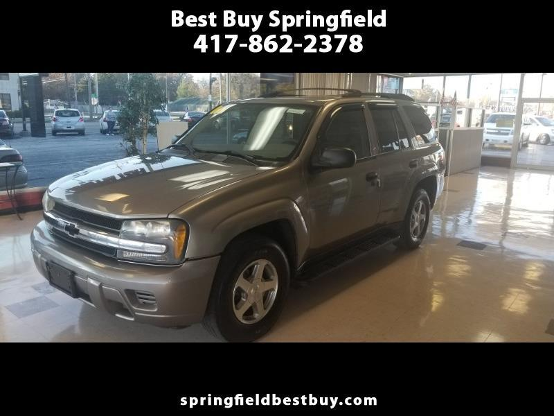 Buy Here Pay Here 2006 Chevrolet Trailblazer For Sale In Springfield