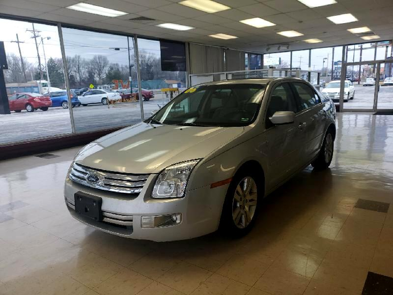 Ford Fusion V6 SEL 2006