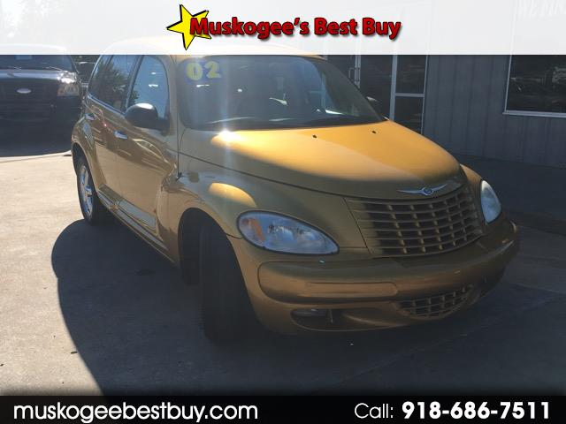 2002 Chrysler PT Cruiser Signature Series
