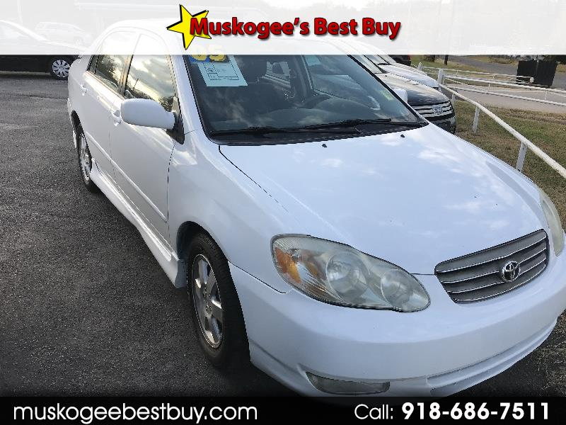 Toyota Of Muskogee >> Buy Here Pay Here 2004 Toyota Corolla Le For Sale In