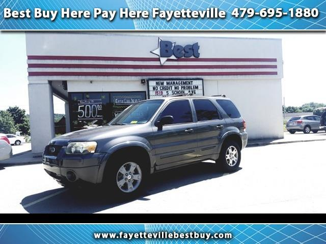 2005 Ford Escape 4WD 4dr Limited