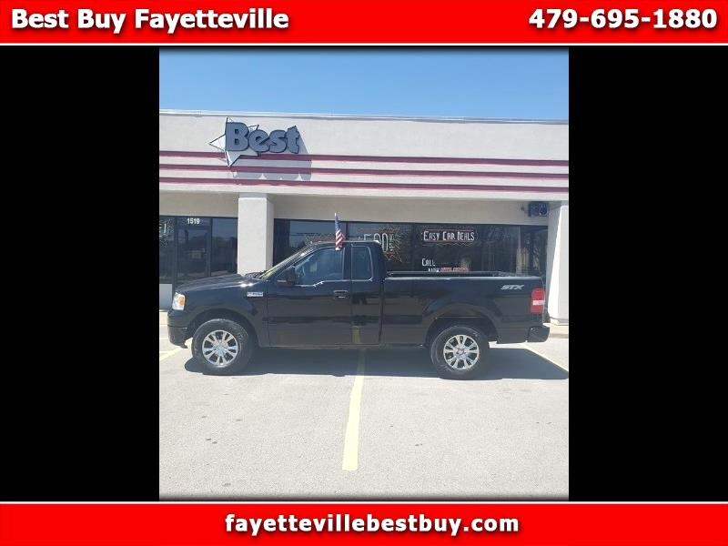 2004 Ford F-150 XLT Long Bed 2WD