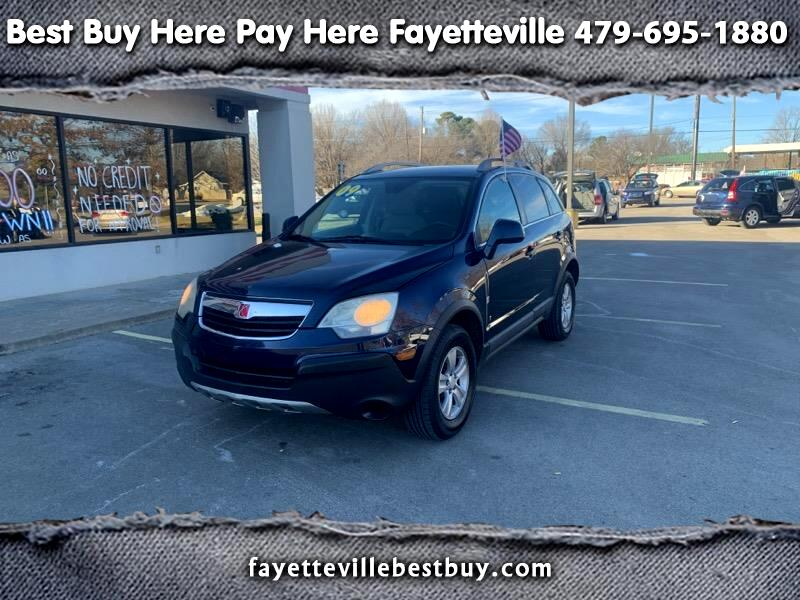 Saturn VUE AWD V6 XE 2009