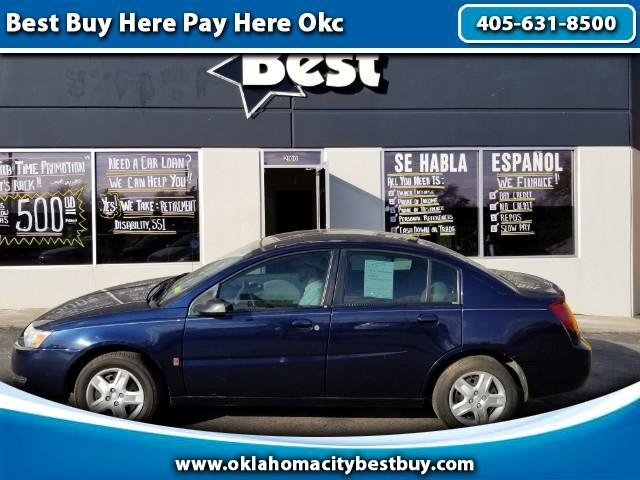 2007 Saturn ION 2 Sedan Manual