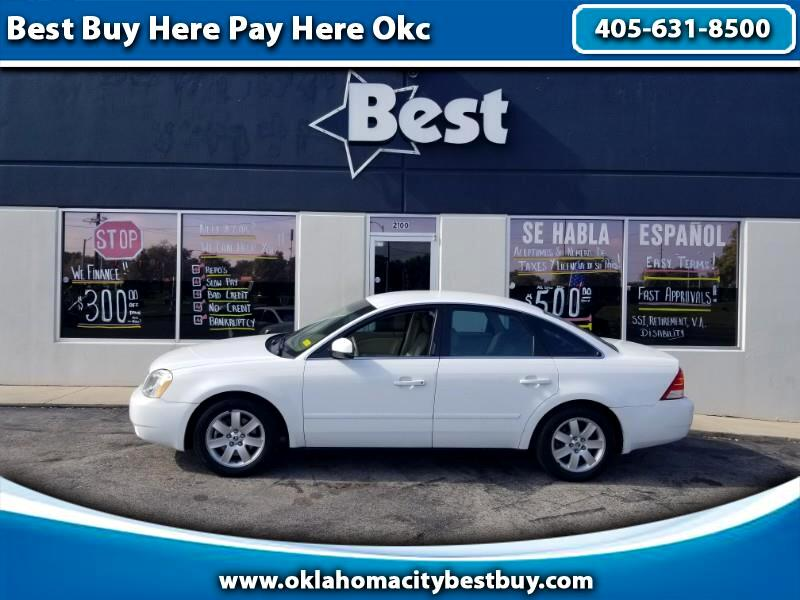2006 Mercury Montego Luxury