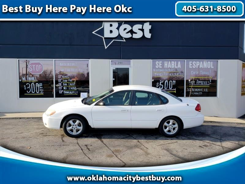 2005 Ford Taurus 4dr Sdn LX