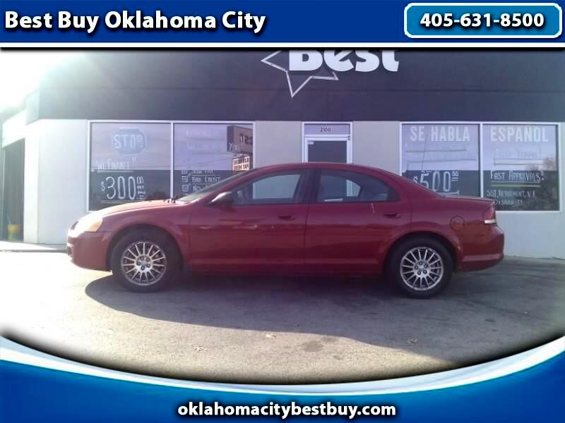 Chrysler Sebring Touring Sedan 2006