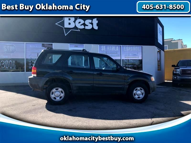Ford Escape XLS 4WD 2004
